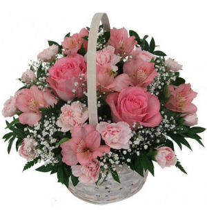 Pretty in Pink  in Sunrise, FL | FLORIST24HRS.COM