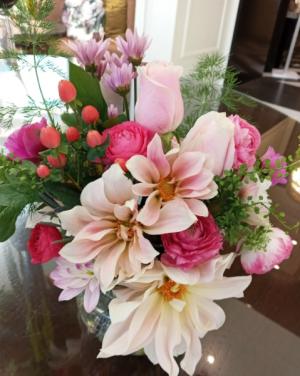 Pretty in Pink  in Missouri City, TX | Flower Peddler