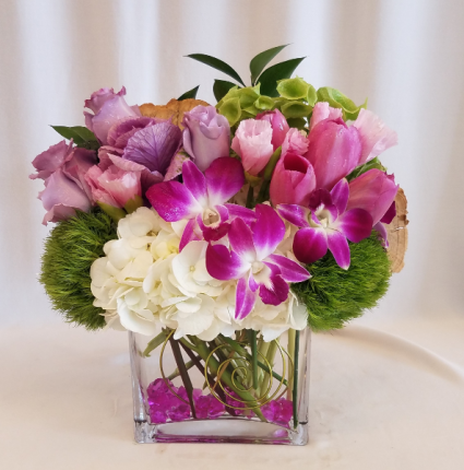Pretty in Pink Arrangement