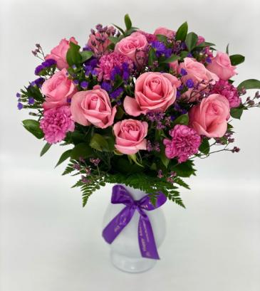 Pretty in Pink Arrangement