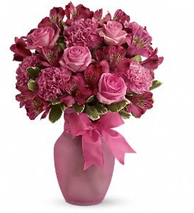 Pink Blush Floral Bouquet