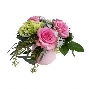 Pretty in Pink Fresh Arrangement