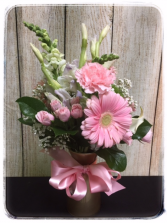 Pretty In Pink Fresh Flowers