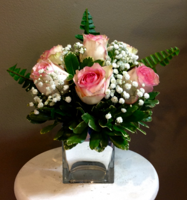 Pretty in Pink Valentine's Day