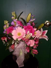 Pretty in Pink Valentines Day