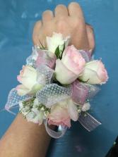 Pretty in Pink Wristlet