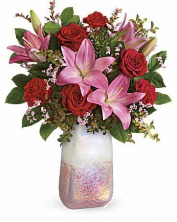 Pretty In Quartz Bouquet ANYTIME