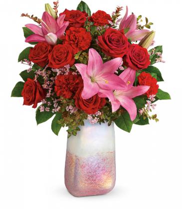 Pretty In Quartz Bouquet Floral Arrangement