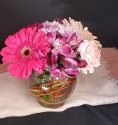 Pretty mini bouquet