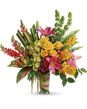 Pretty Paradise Bouquet  in Lauderhill, FL | BLOSSOM STREET FLORIST