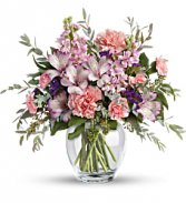 Pretty Pastel - 091 Vase Arrangement