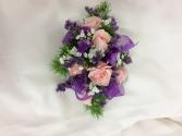 Pretty Pastels Wristlet/Corsage