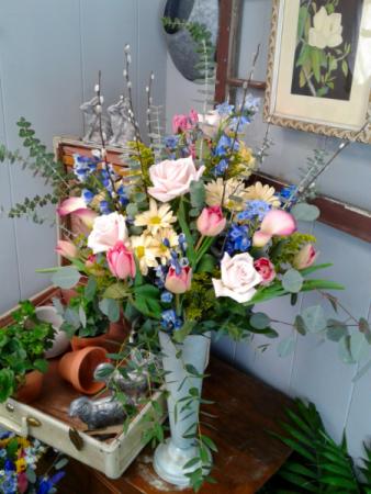 Pretty Patina  Serene Garden Collection