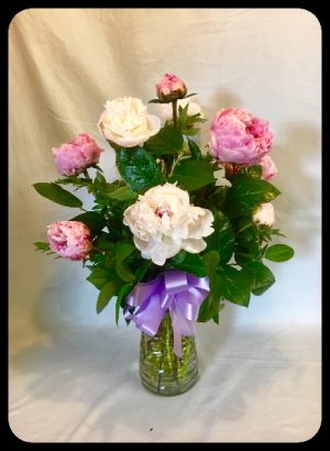 Peony For Your Thoughts  in Bryan, TX | NAN'S BLOSSOM SHOP