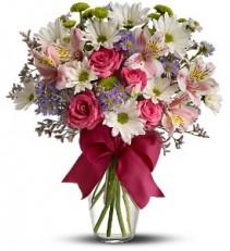 PRETTY PERFECT Vase Arrangement