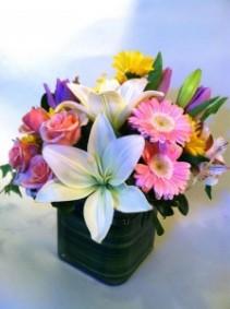 Pretty Petals Vase