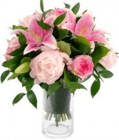 PRETTY PINKS PEONIE BOUQUET