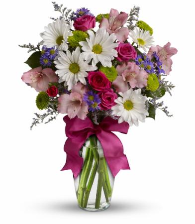 Pretty Please All-Around Floral Arrangement
