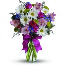Pretty Please Bouquet TEV12-4A All Occasions