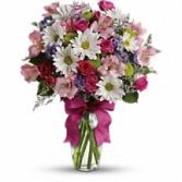 Pretty Please by Teleflora Vase Arrangement