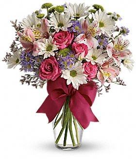 PRETTY PLEASE FLOWER ARRAGEMENT