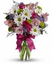 Pretty Please Flower Arrangement