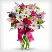 Pretty Please Mother's Day  all-around arrangement