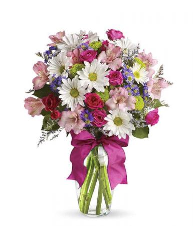 Pretty Please Flower Arrangment