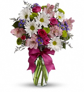 Pretty Please        TEV12-4 Vase Arrangement