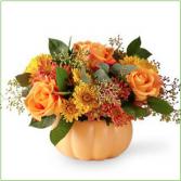 Pretty Pumpkin Bouquet