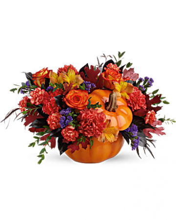 Pretty Pumpkin Keepsake 52.95, 58.95