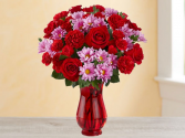 Pretty Roses & Carnations