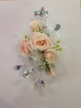 Pretty spray rose  Corsage