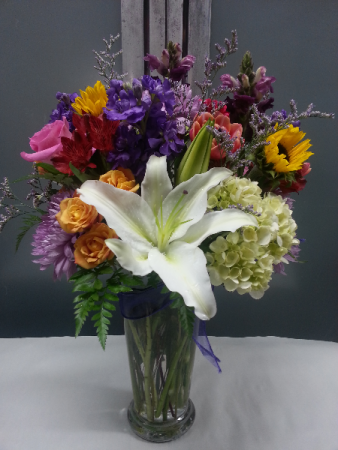 Pretty Summer Mix Bouquet