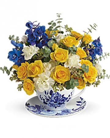Pretty Teatime Bouquet