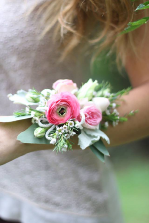 Pretty with Pink   in Oakville, ON | ANN'S FLOWER BOUTIQUE-Wedding & Event Florist