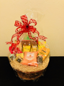 Prim and Pamper Basket