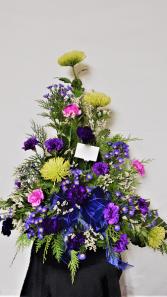 Primary Beauty funeral arrangement