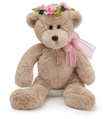 Princess Bear Stuffed Animal