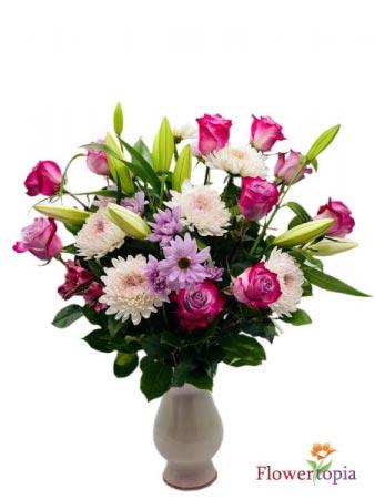 Princess of  Mine Flower Bouquet