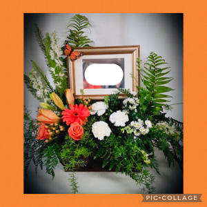 PRINCESS  Z COLLECTION Sympathy Arrangement  in Immokalee, FL | B-HIVE FLOWERS & GIFTS