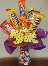 PROFESSIONAL ASSISTANT'S DAY CANDY BOUQUET