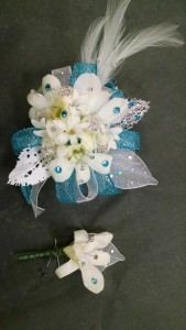 Prom Corsage & Bout Set