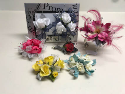 Prom Corsage & Boutineer