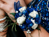 PROM CORSAGE Call for Custom Floral Designs 562-944-5814