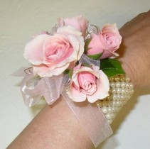 Prom Corsage  Wrist Corsage