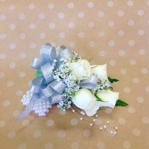 Prom Queen Corsage Prom Corsage- Only Corsage we will be doing on Mother's day Weekend in Whittier, CA | Rosemantico Flowers