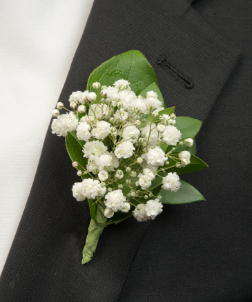 Prom Special #12 Corsage & Matching Boutonniere