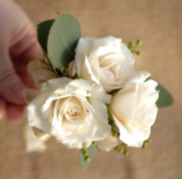 Prom Special #2 Wrist Corsage & Boutonniere