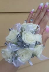 Prom W2 Fresh Wrist Corsage